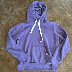 Reflex purple hoodie